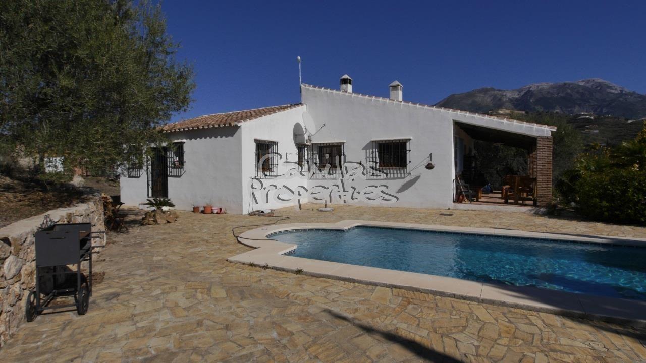 Casa Rústica con piscina