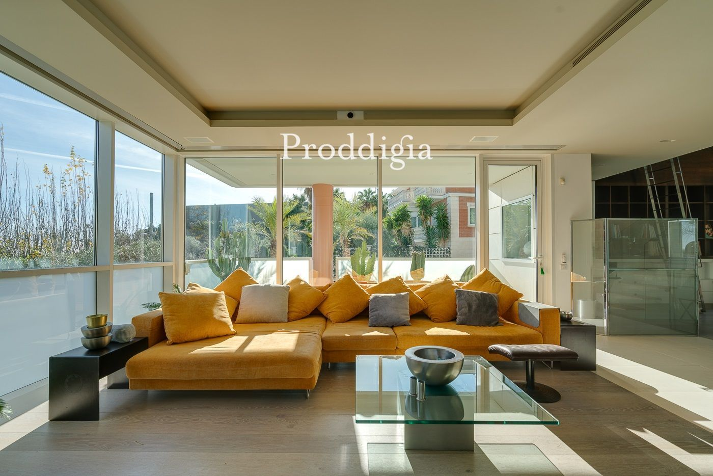 VIRTUAL VISIT. Luxury house in Pedralbes with views of Barcelona