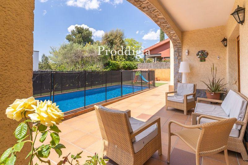 VISITA VIRTUAL DISPONIBLE Casa independiente con piscina en Valldoreix