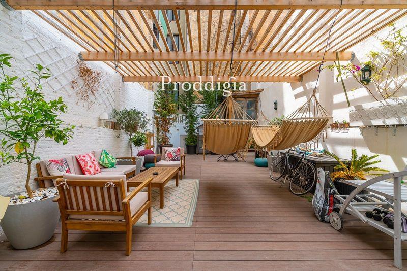 VIRTUAL VISIT. Renovated apartment with terrace in Finca regia