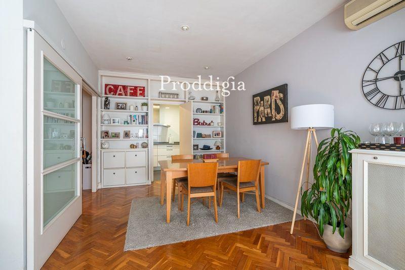 Precioso piso reformado de 90m2 en Galvany, a 3 minutos de Turó Park