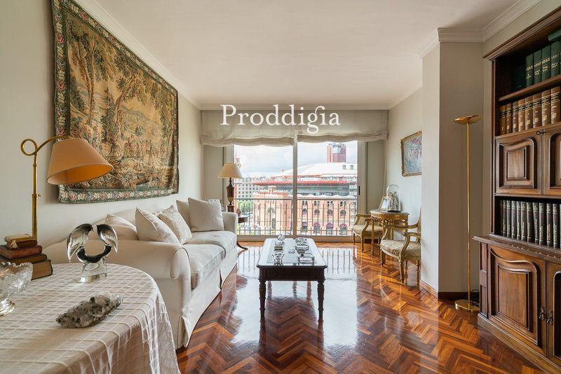 VISITA VIRTUAL. Espectacular piso en Gran Via