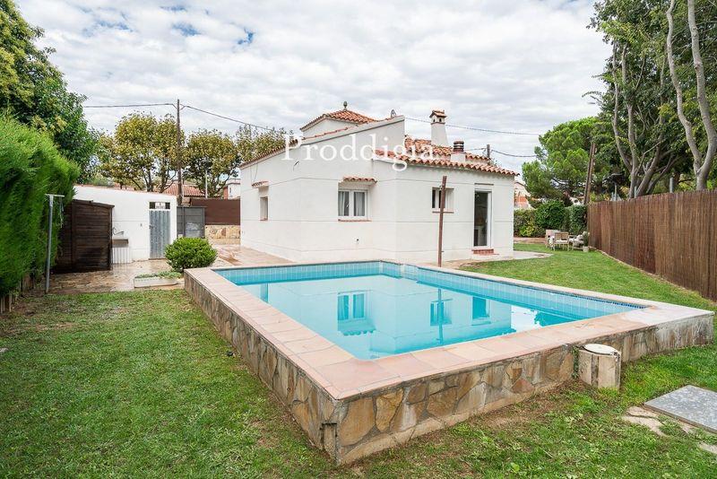 Magnífica casa con piscina en Mirasol