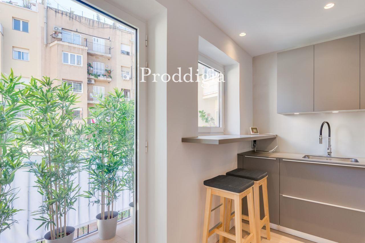¡VISITA VIRTUAL DISPONIBLE! Estupendo piso reformado junto a Passeig Sant Gervasi