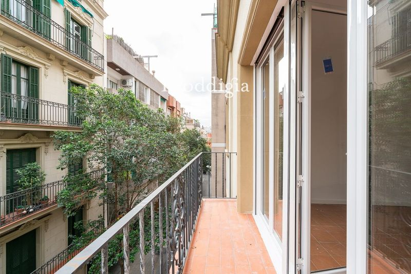 Fantástico piso reformado en Sant Gervasi