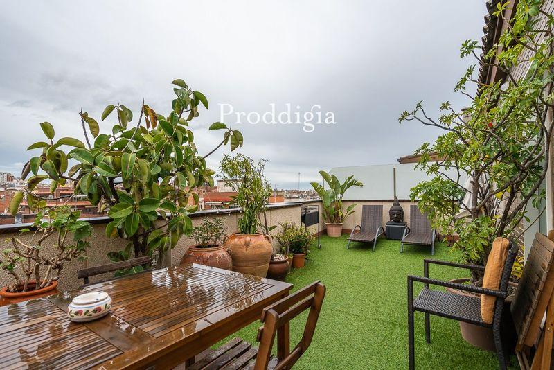 VISITA VIRTUAL. Espectacular Dúplex con terraza en Putxet