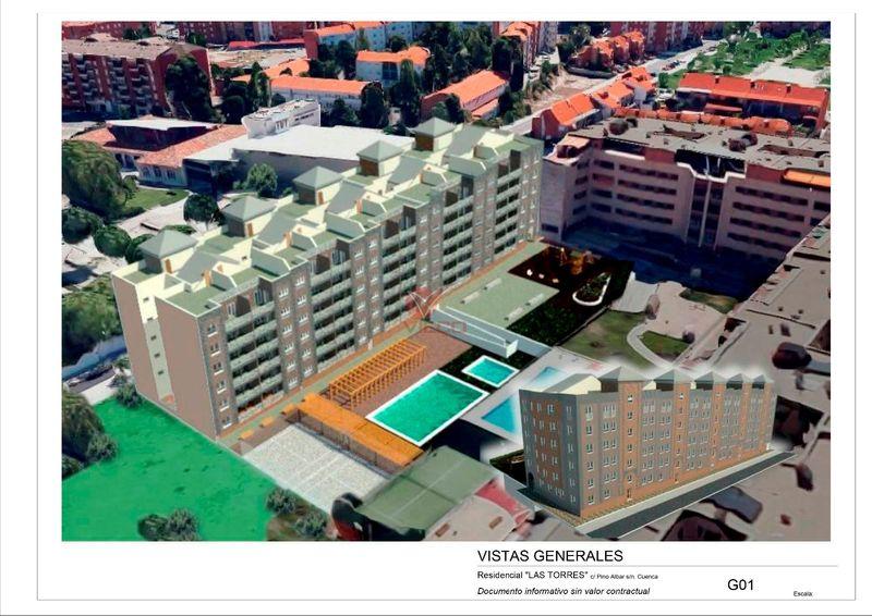 Piso en venta  en Cuenca . Ref: 105480. Inmobiliaria Vieco