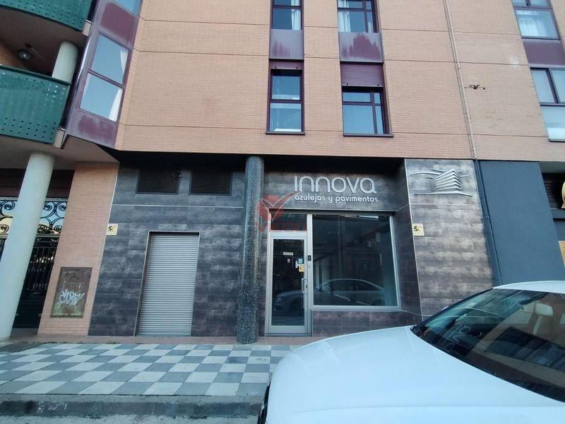 Local en alquiler  en Cuenca . Ref: 105940. Inmobiliaria Vieco
