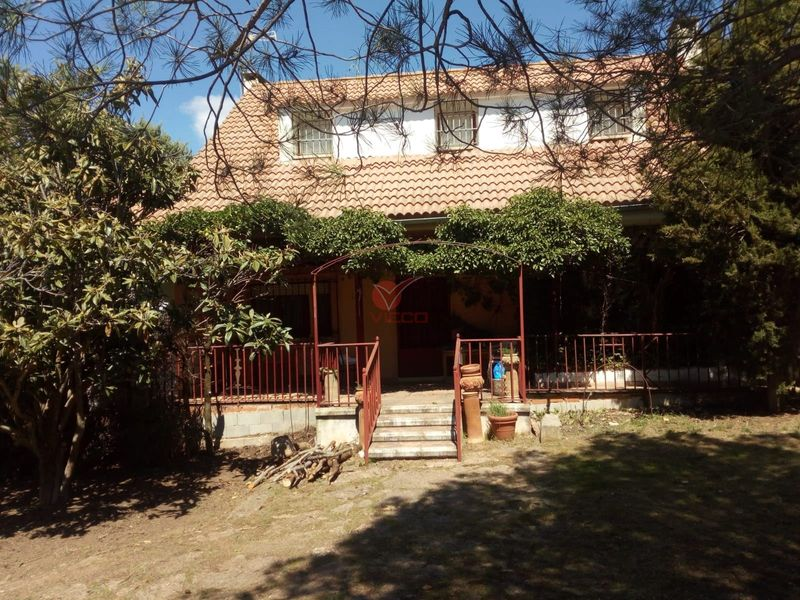 Chalet en venta  en Cuenca . Ref: 106070. Inmobiliaria Vieco