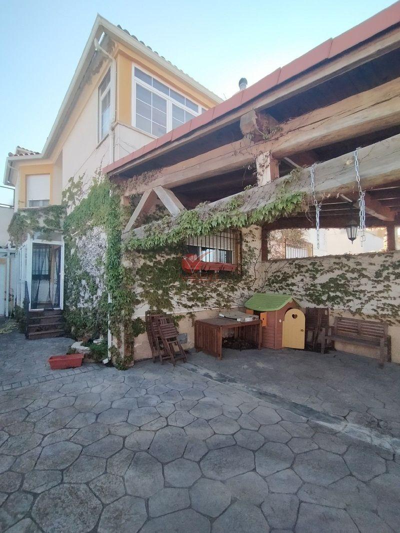 Chalet en venta  en La Melgosa, Cuenca . Ref: 107680. Inmobiliaria Vieco