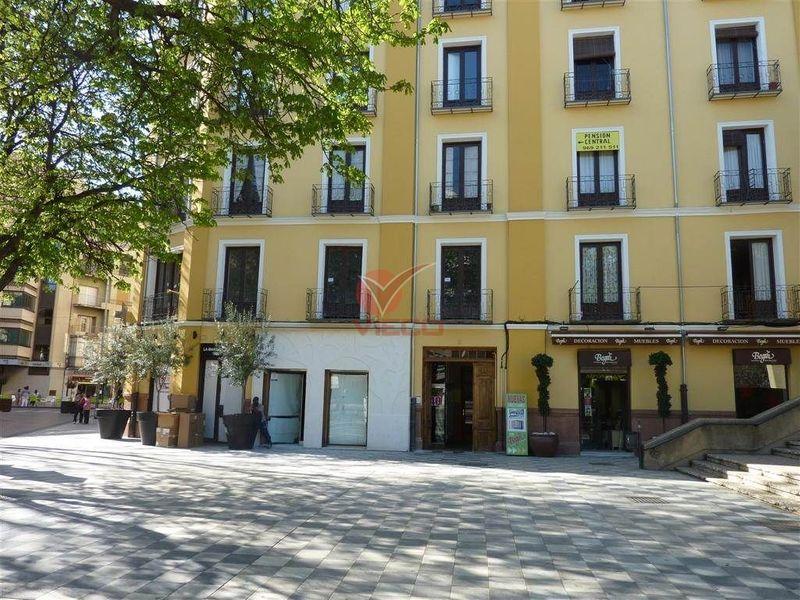 Local en venta y alquiler  en Cuenca . Ref: 38280. Inmobiliaria Vieco