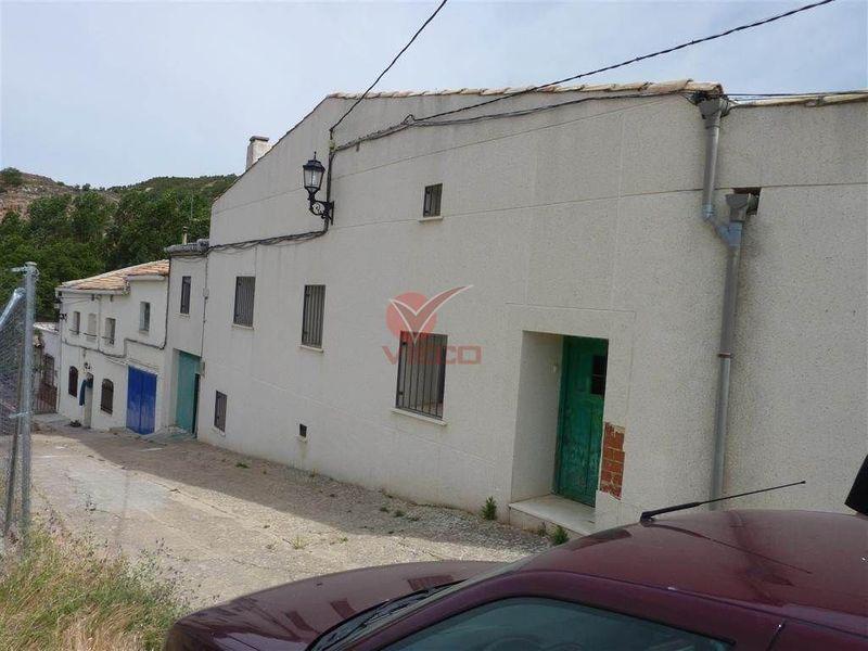 Casa en venta  en Castillejo Del Romeral, Cuenca . Ref: 65750. Inmobiliaria Vieco