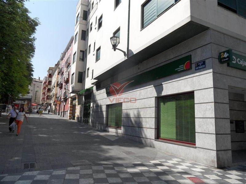 Garaje en venta y alquiler  en Cuenca . Ref: 73380. Inmobiliaria Vieco