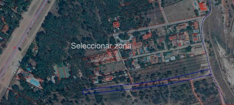 Parcela en venta  en Jabaga, Cuenca . Ref: 95120. Inmobiliaria Vieco