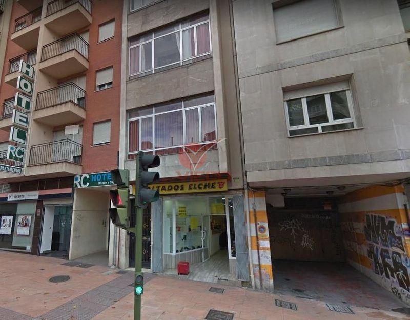 Garaje en venta y alquiler  en Cuenca . Ref: 97170. Inmobiliaria Vieco