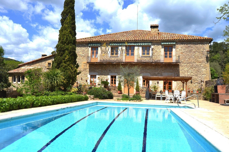 1001: Villa in Sant Marti De Llemena