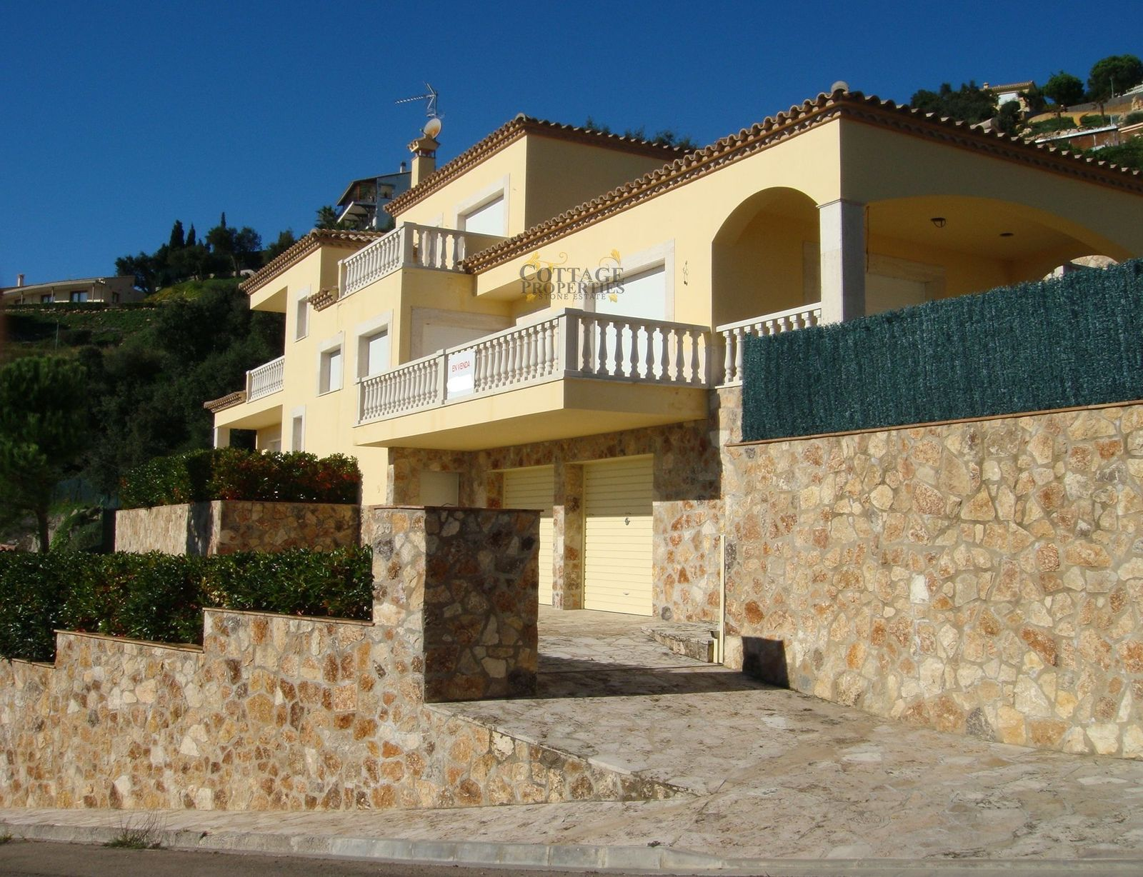 Ref:1115 Villa For Sale in Castell-Platja D'Aro
