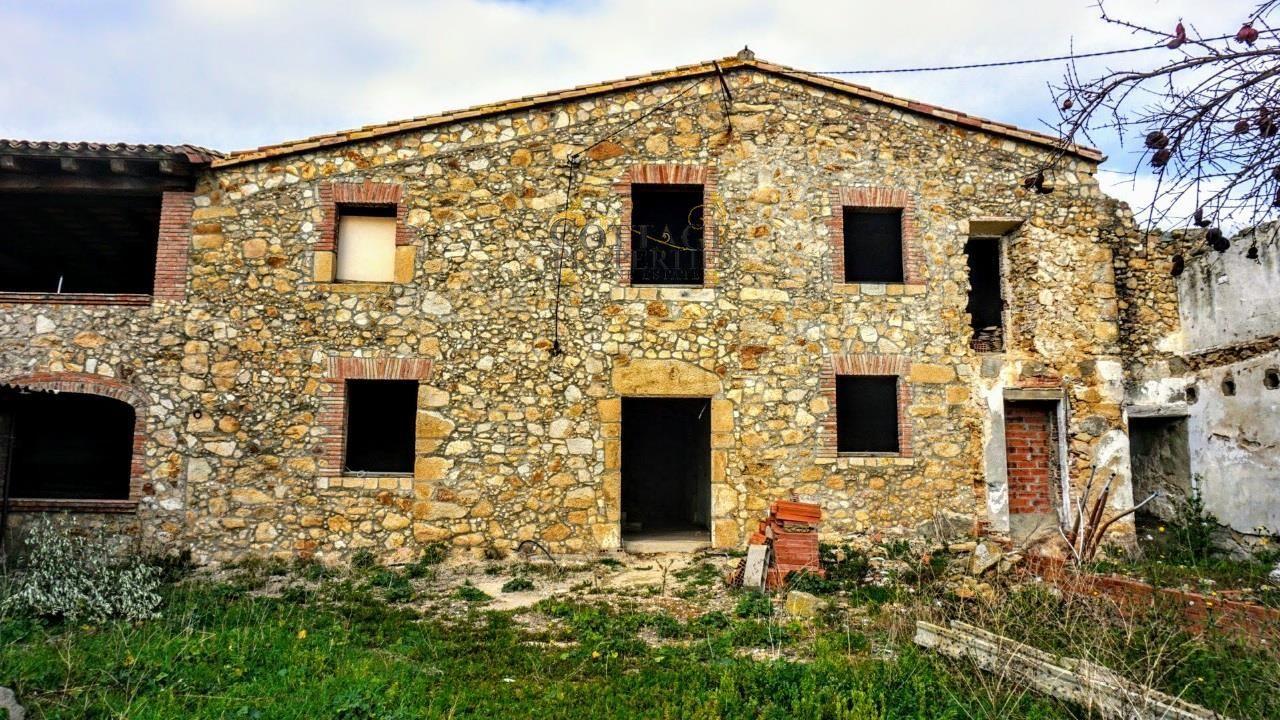 1122: Casas de pueblo in Castell-Platja D\'Aro