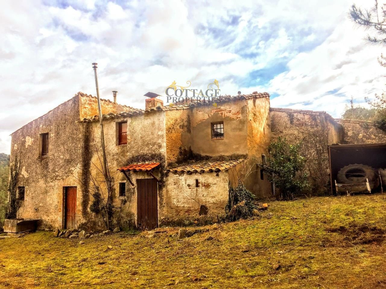 1251: Villa in Santa Coloma De Farners