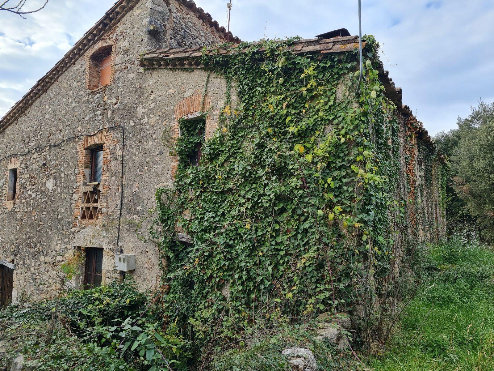 Ref:1336 Para rehabilitar For Sale in Sant Marti De Llemena
