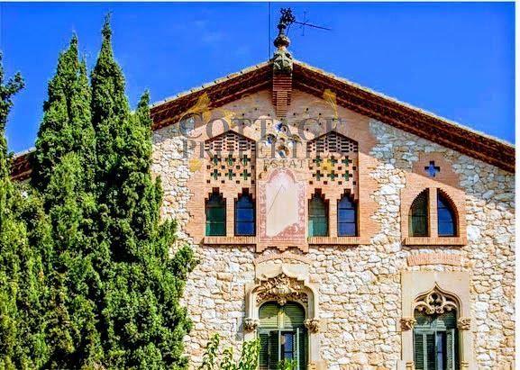 1355: Villa in Sitges
