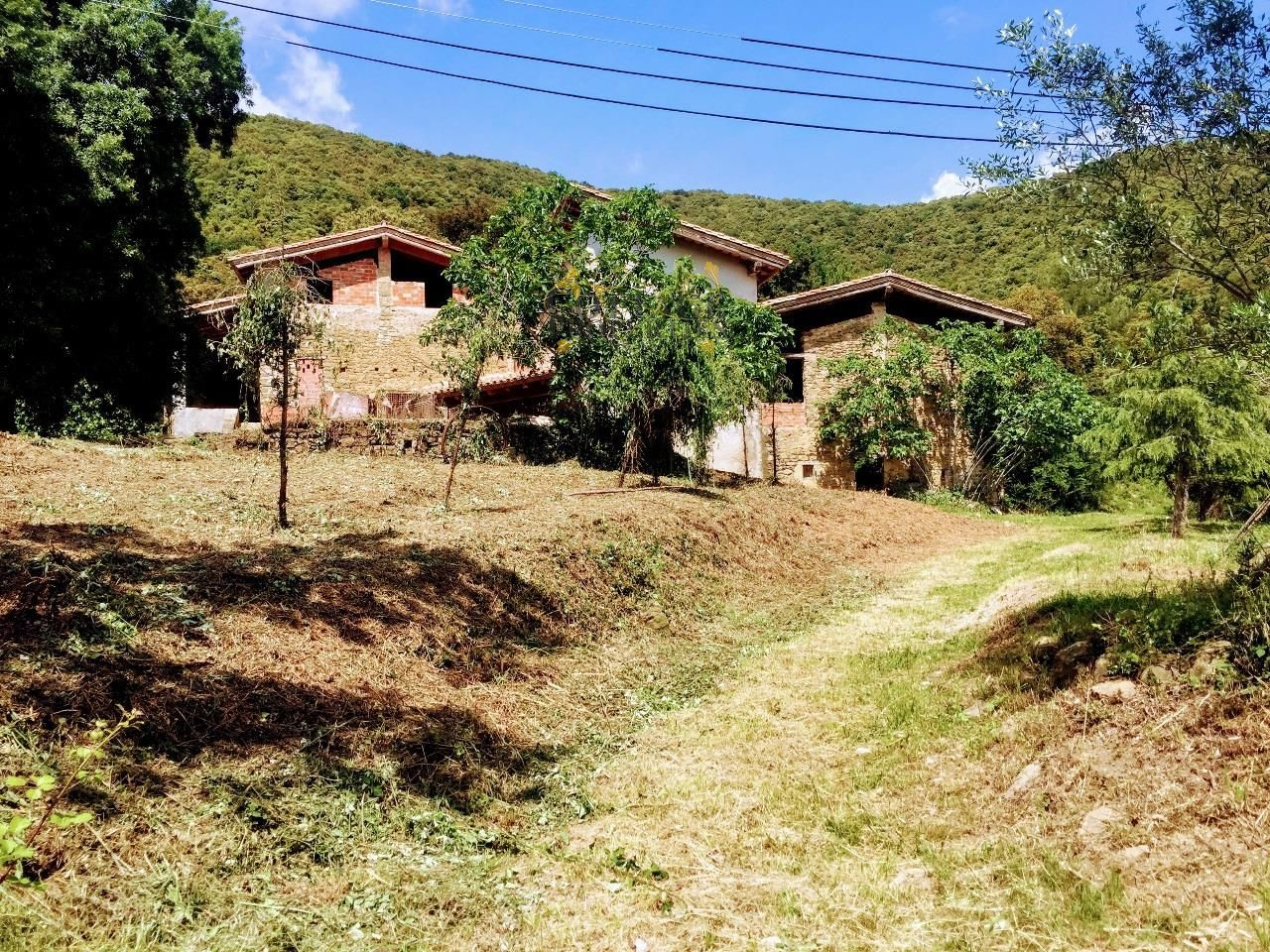 1400: Para rehabilitar in Sant Miquel De Campmajor
