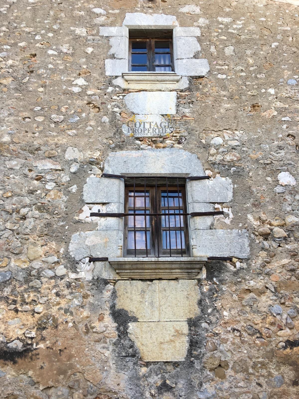 Exterior Masía