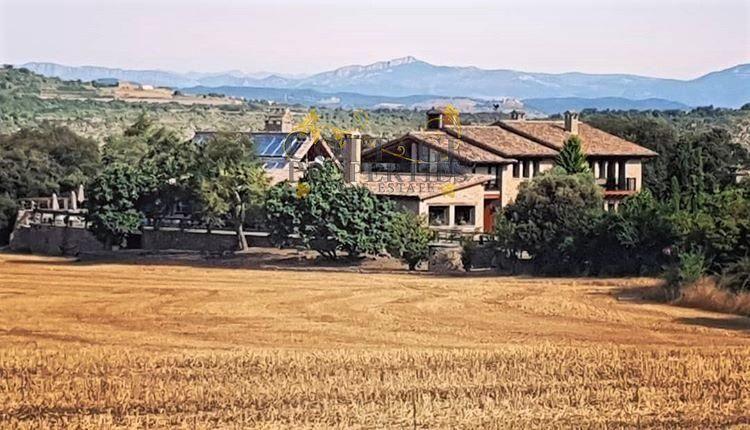 1436: Villa in Freixinet De Riner
