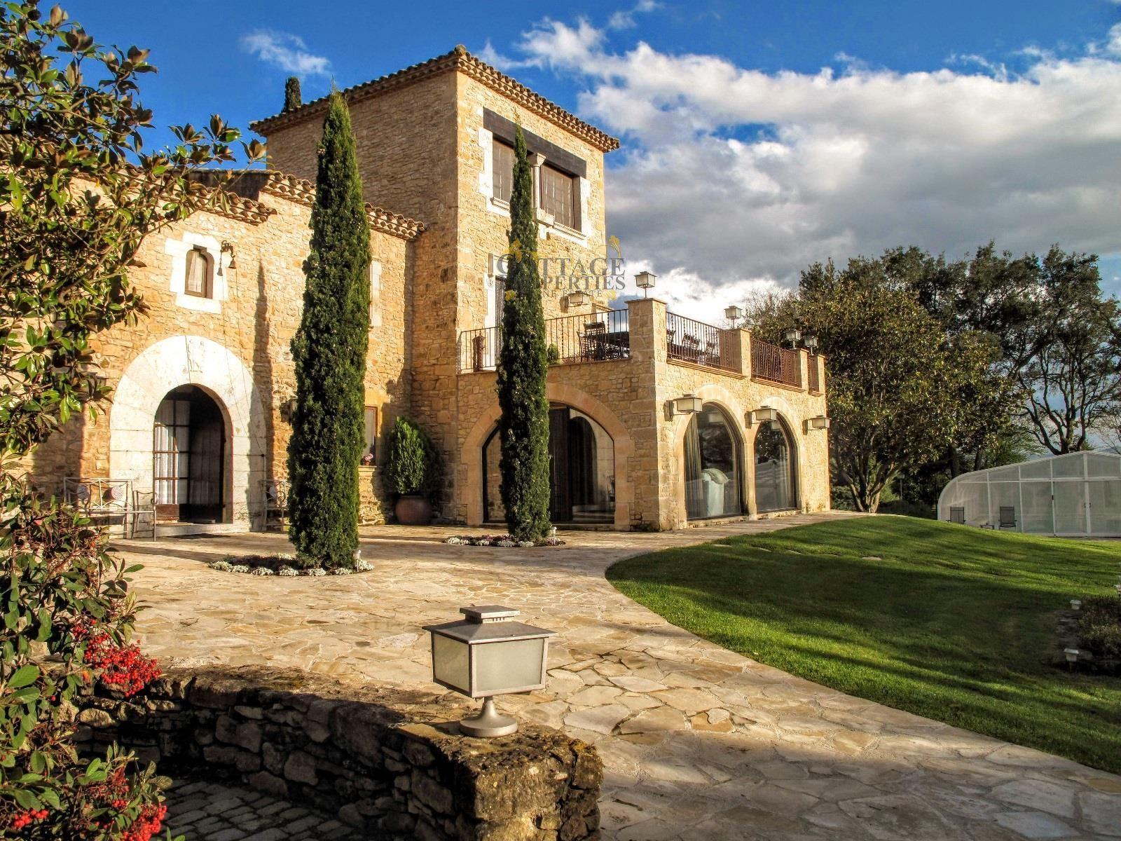 1456: Villa in Vilademuls