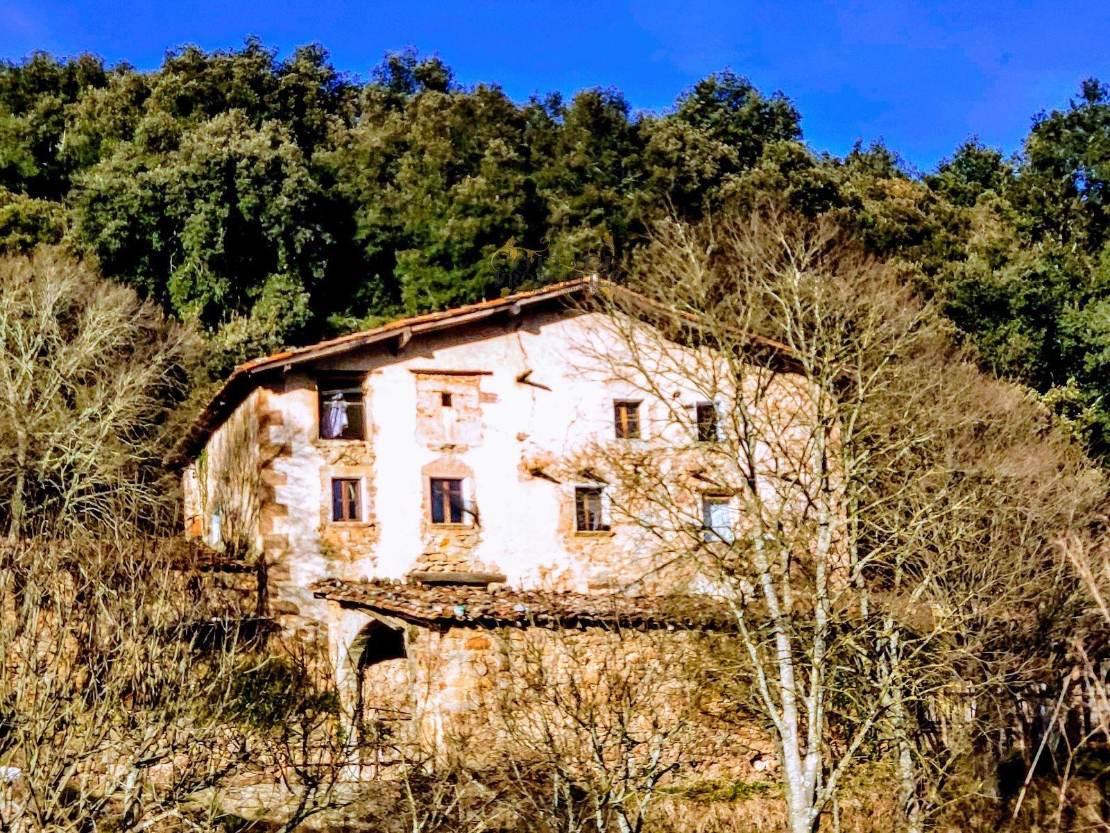 1476: Villa in Vall De Bianya, La