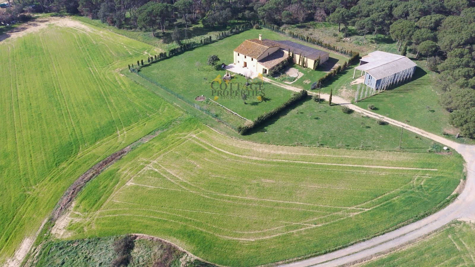 1481: Villa in Llagostera