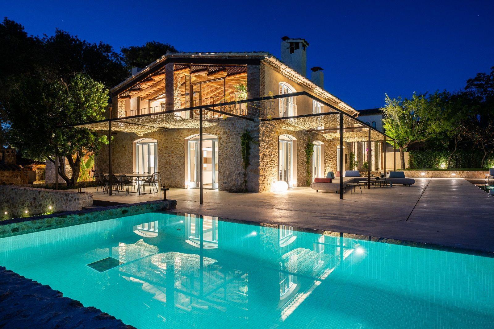 1490: Villa in Pals