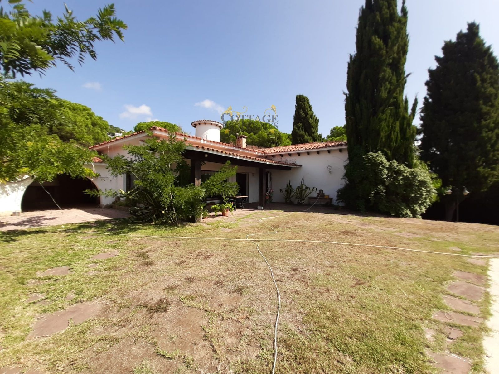 Ref:1501 Villa For Sale in Lloret De Mar