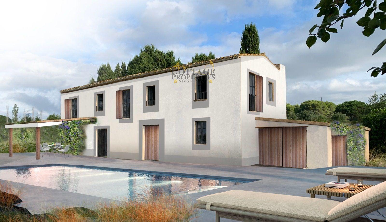 1506: Villa in Palafrugell