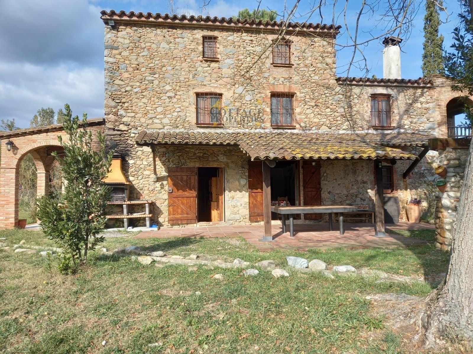 Ref:1517 Villa For Sale in La Cellera de Ter