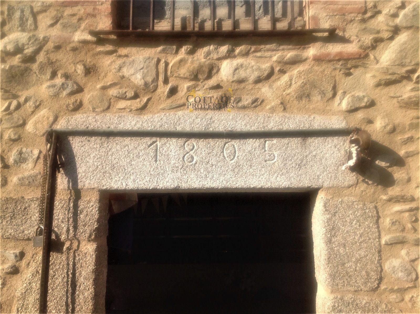 Master House  Entrada 1805