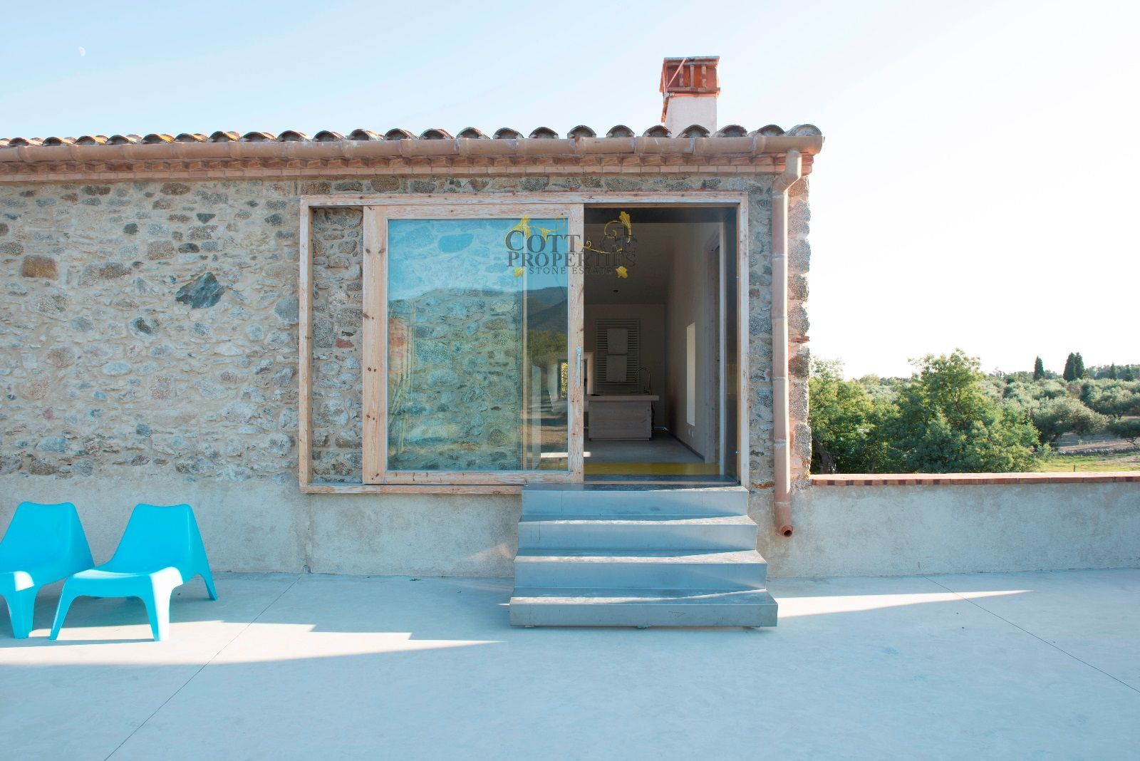 Master House Terraza