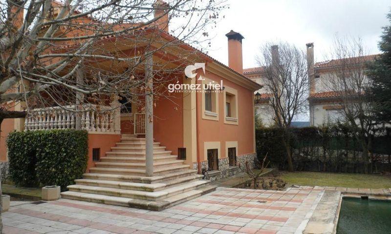 Chalet Independiente en venta  en Arcas, Cuenca . Ref: 1275. Gomez Utiel Servicios Inmobiliatios Cuenca