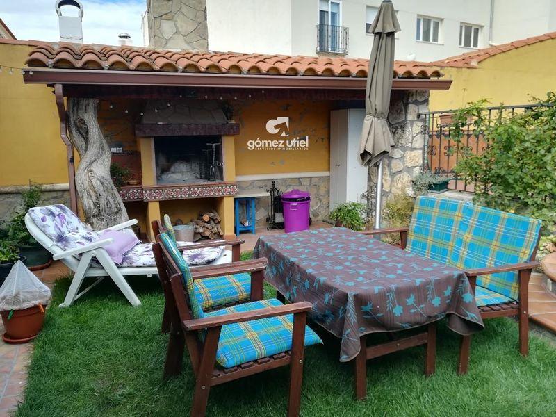 Adosado en venta  en Arcas, Cuenca . Ref: 2263. Gomez Utiel Servicios Inmobiliatios Cuenca