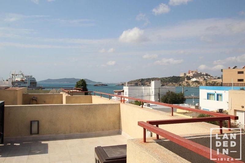 Adosado en venta y alquiler  en Ibiza, Baleares . Ref: 1447. LANDED IN IBIZA REAL ESTATE