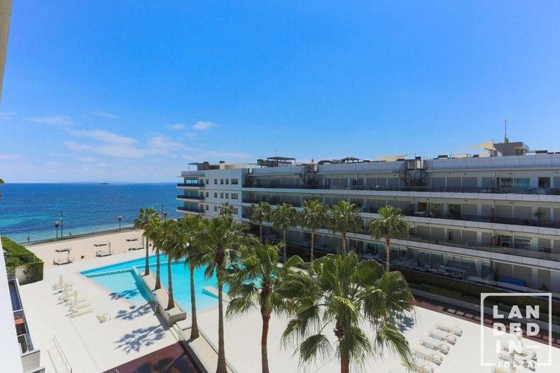 Ático en alquiler  en Ibiza, Baleares . Ref: 1570. LANDED IN IBIZA REAL ESTATE