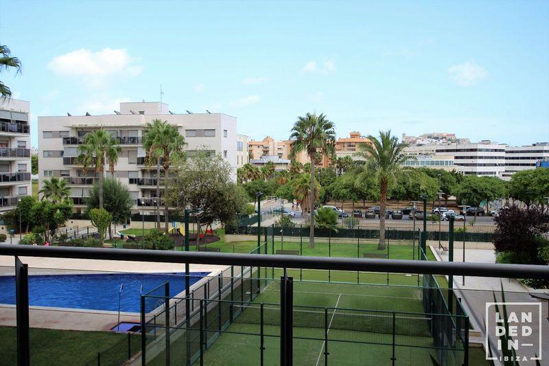 Piso en venta  en Ibiza, Baleares . Ref: 1695. LANDED IN IBIZA REAL ESTATE