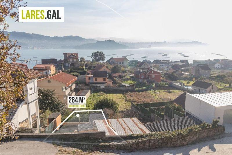 Parcela en venda  en Moaña, Pontevedra . Ref: 2895. Lares Inmobiliaria