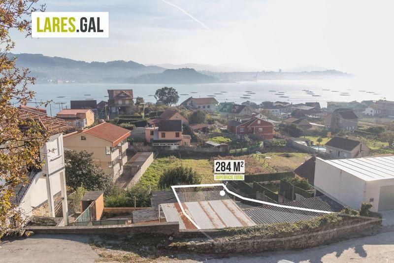 Parcela en venda  en Moaña, Pontevedra . Ref: 2896. Lares Inmobiliaria