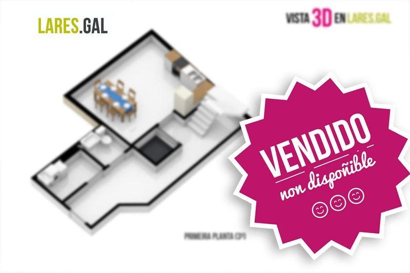 Ático en venta  en Cangas Do Morrazo, Pontevedra . Ref: 3028. Lares Inmobiliaria