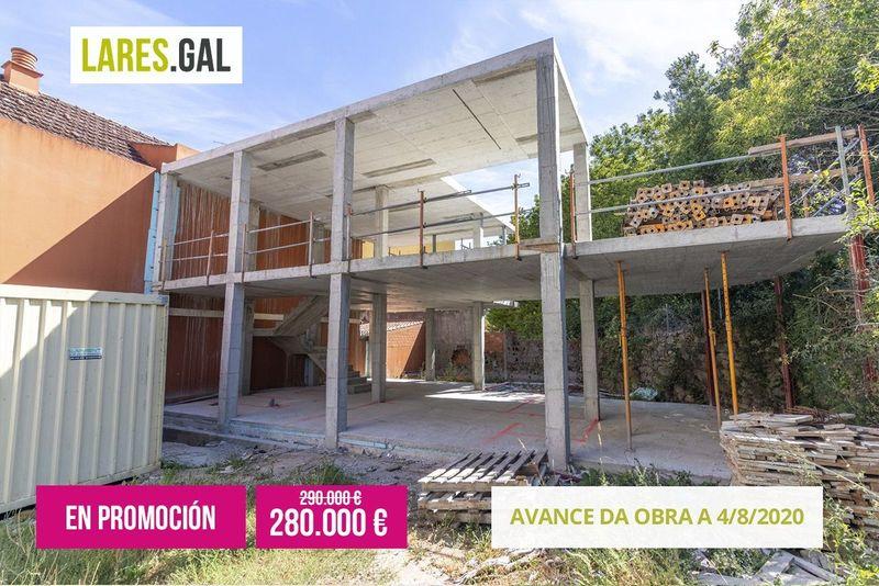 Chalé Independente en venda  en Cangas Do Morrazo, Pontevedra . Ref: 3243. Lares Inmobiliaria