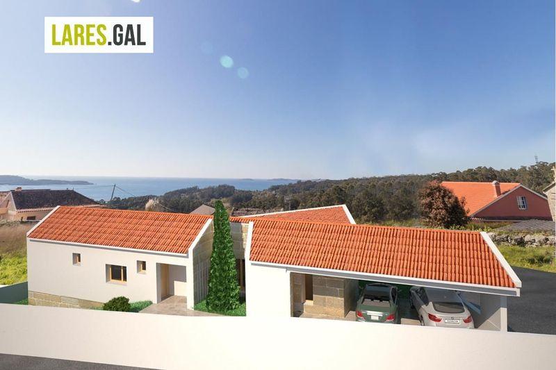 Chalé Independente en venda  en Bueu, Pontevedra . Ref: 3285. Lares Inmobiliaria