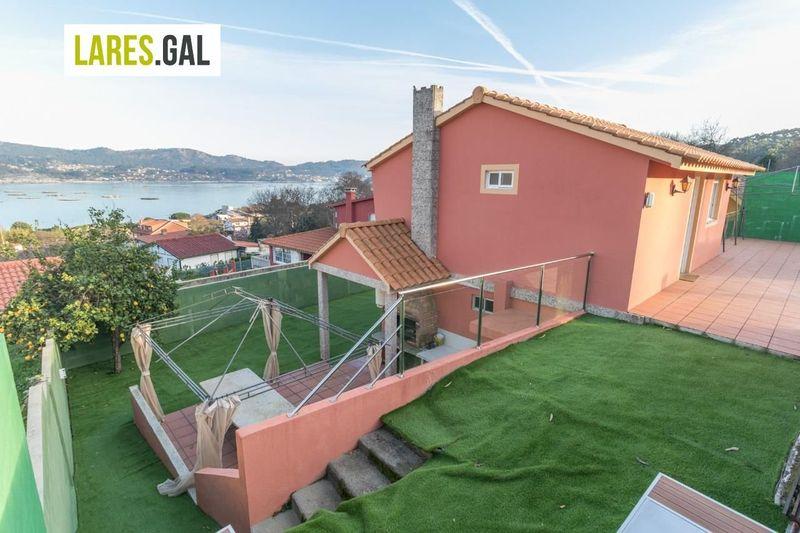 Casa en aluguer  en Cangas Do Morrazo, Pontevedra . Ref: 3301. Lares Inmobiliaria
