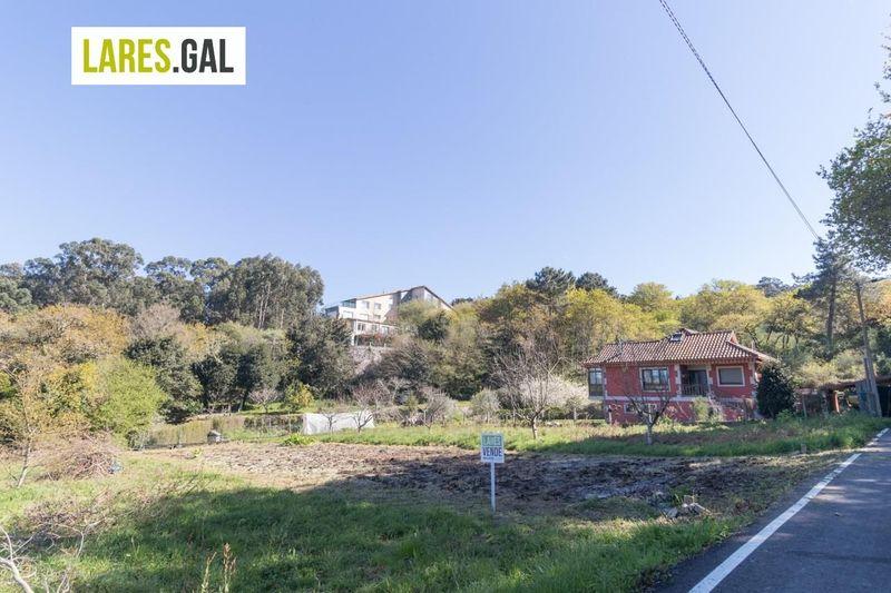 Parcela en venda  en Cangas Do Morrazo, Pontevedra . Ref: 3327. Lares Inmobiliaria