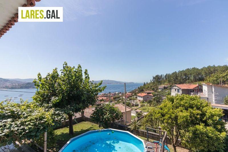 Casa en venda  en Moaña, Pontevedra . Ref: 3461. Lares Inmobiliaria